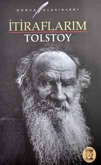 İTİRAFLARIM, Tolstoy
