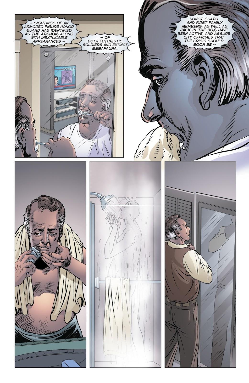 Read online Astro City comic -  Issue #50 - 3