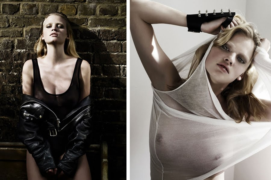 Lara Stone by Plilip Riches