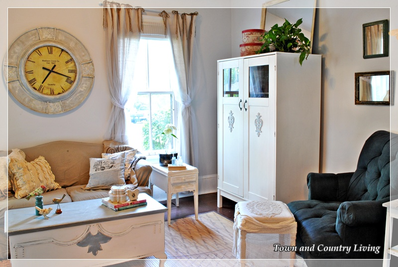 Ikea cabinet meets annie sloan town & country living