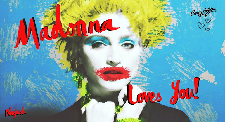 Madonna loves you