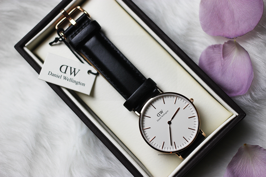 Daniel Wellington Watch, Classic Sheffield