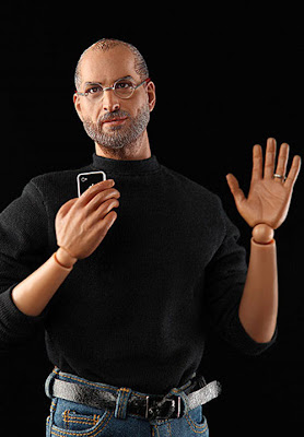 steve jobs con iphone