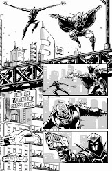 Sequential art samples