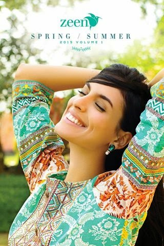 Zeen new summer lawn collection