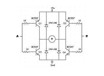 Controlling Motorsservosstepperson L293d Dc Motor Control Circuit