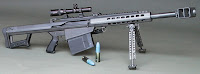 Barrett XM109 anti material rifle