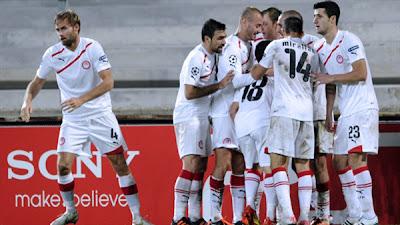 Olympique Marseille 0 - 1 Olympiakos (2)