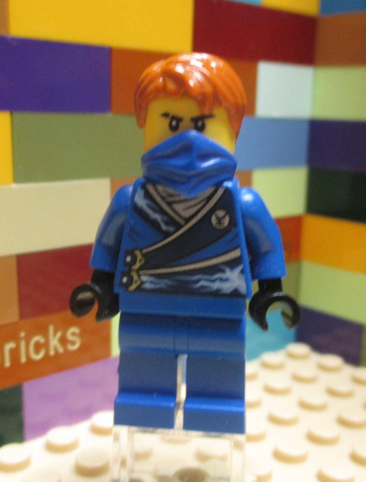 LEGO Ninjago Rebooted Spiele mit Cole Zane Kai Jay