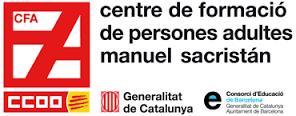 Formación CCOO Manuel Sacristán