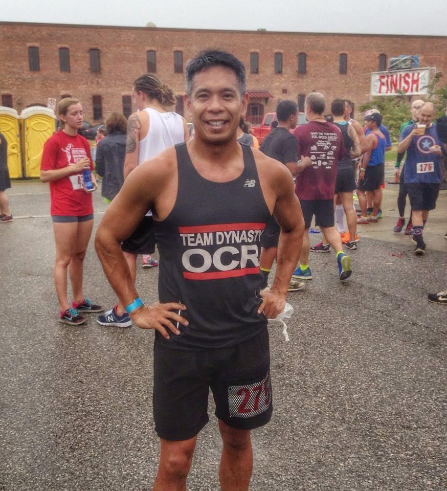 Justice Jog 5K Race - Pensacola, Florida  2015 - AWKO