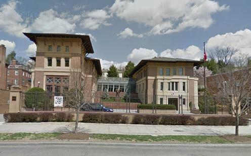 Washington Türk Büyükelçiliği