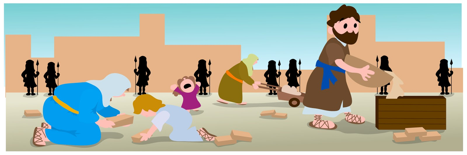 mr biblehead the birth of moses exodus 1 2