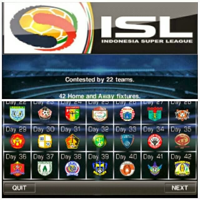 Download Game Android PES 2014 MOD ISL