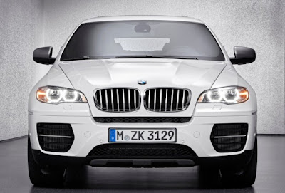 2013 BMW X6 M50d