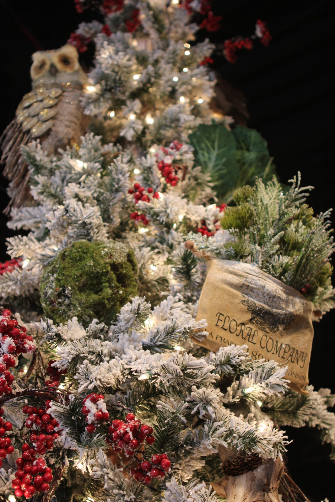 Romancing The Home Christmas Open House Holiday Decor