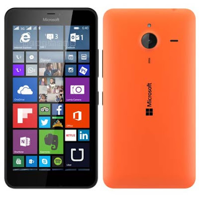 Microsoft Lumia 640 XL Dual SIM complete specs and features