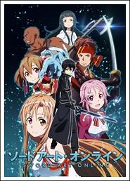 Sword Art Online (ソードアート・オンライン Sōdo Āto Onrain?, abreviado SAO)