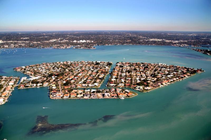 Barrier Islands Florida Real Estate