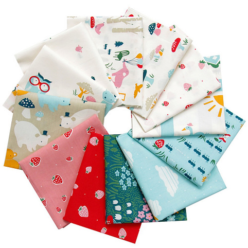 Everyday Party by Emily Isabella for Birch Organic Fabrics