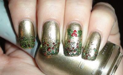 Glittering Party Nail Art 432x262 - Nail Art