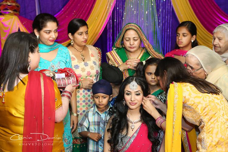 Mehndi Ceremony Punjabi : Parveen kamal now panic and freak out