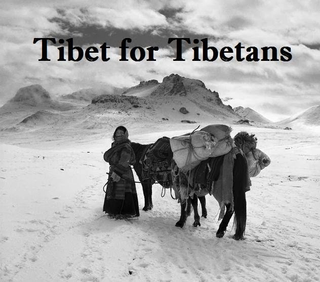 Tibet para los tibetanos
