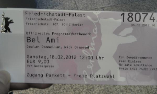 EVENTO - Premier Mundial BEL AMI (17/02/2012) Belt
