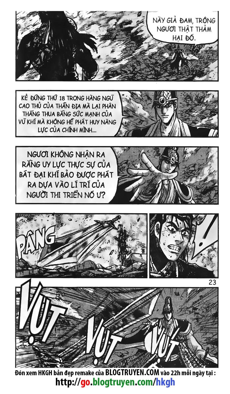 Hiệp Khách Giang Hồ chap 398 Trang 1 - Mangak.info