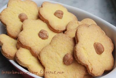 Io cucino tu cucini biscotti al mais - Tanta polvere in casa ...