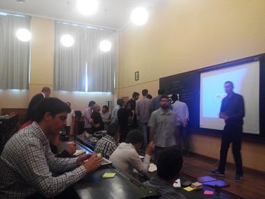 España Lean Startup 2014 - Experimentos