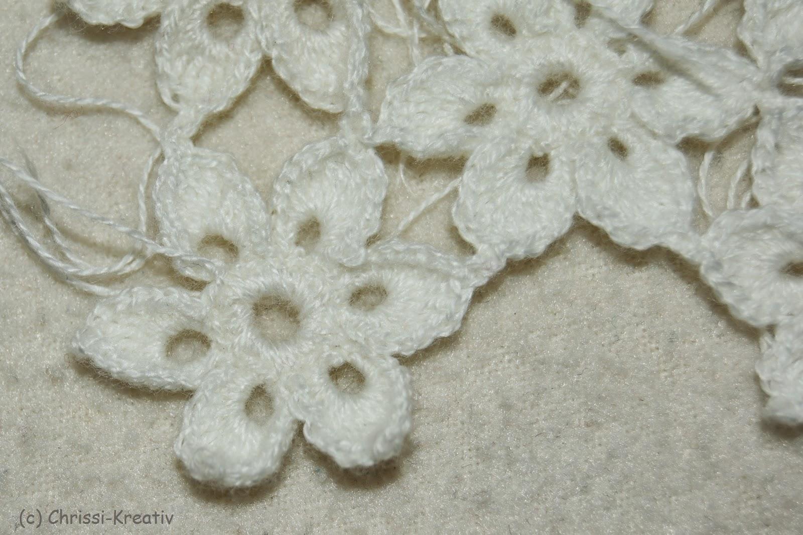 Chrissi - kreativ: WIP - Hochzeitskleid
