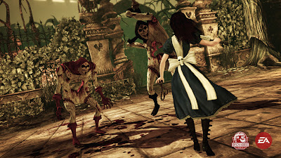 Alice Madness Returns Screenshots