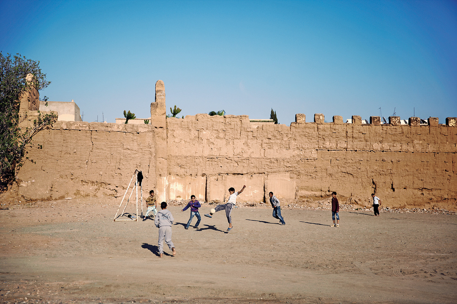 my head space: Outskirts of Time in Morocco