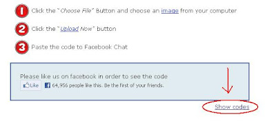Cara Buat Emoticon Chat Facebook Dari Foto