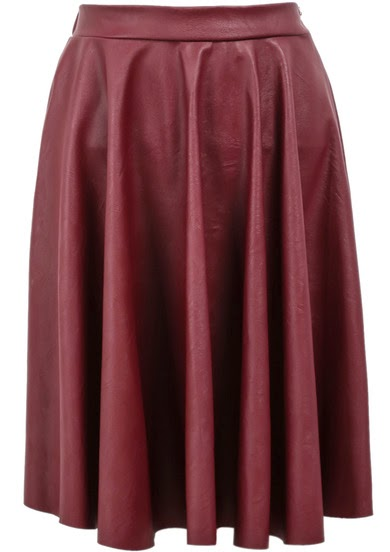 http://www.sheinside.com/Red-Elastic-Waist-Pleated-Leather-Skirt-p-179825-cat-1732.html