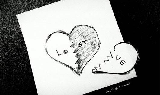 hình nền tình yêu tan vỡ đẹp