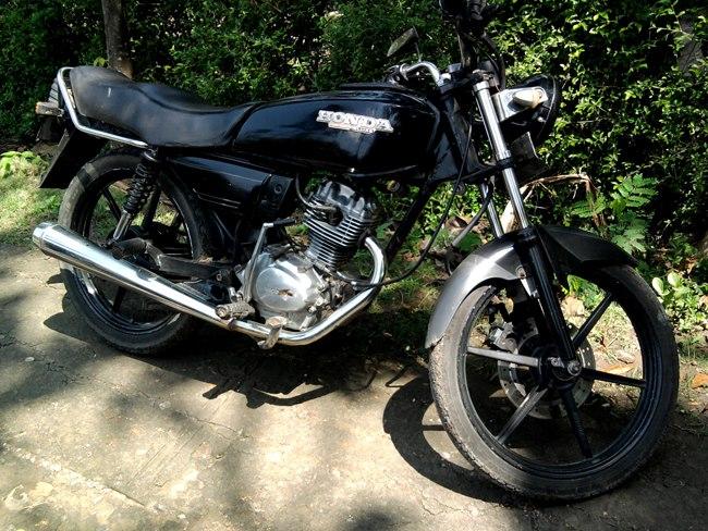 Jual Honda GL 100 1985 title=