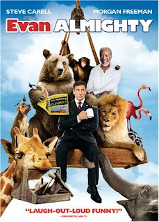 Evan Almighty (2007) Hindi Dual Audio BluRay | 720p | 480p