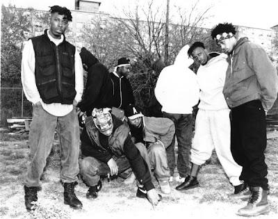 wu tang members - gansta hip-hop