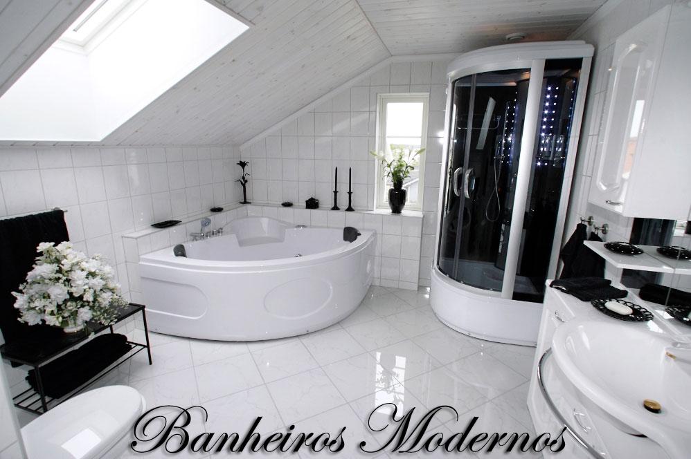 Novidades são lançadas diariamente em todo o mundo, umaspegam, outras não E  -> Banheiro Mais Modernos Do Mundo