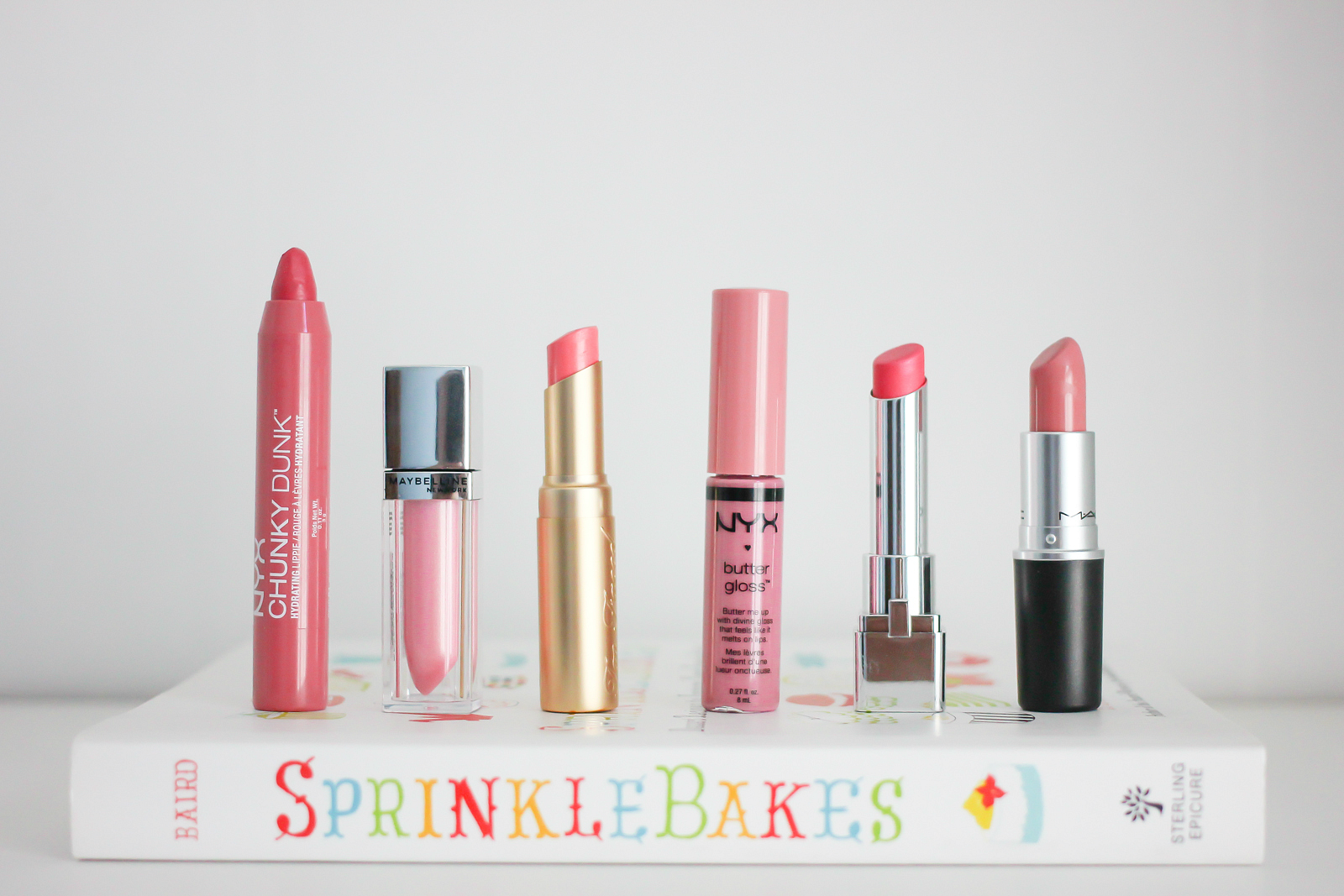 Pink lipsticks + glosses for Spring | A Girl, Obsessed