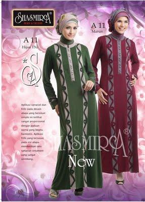Busana muslim Shasmira A11