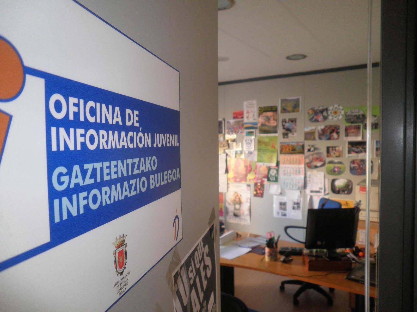 Casa de la juventud de estella lizarra oficina de for Oficina turismo cadiz
