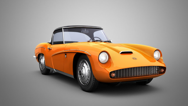 SYRENA SPORT Syrena Sport was a Polish prototype sports car designed and built in the late 1950s by a group of engineers at the Fabryka Samochodów Osobowych FSO,
