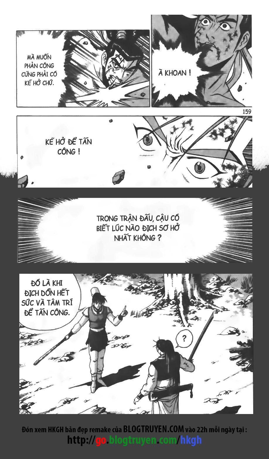 Hiệp Khách Giang Hồ chap 213 page 25 - IZTruyenTranh.com