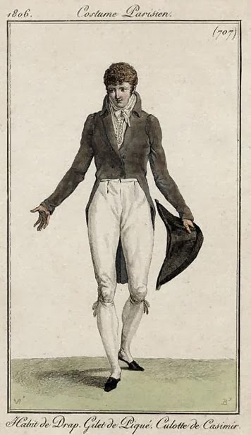 Costume Parisien 1806