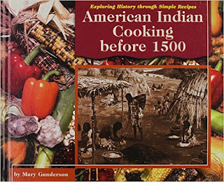 Book about Native American cuisine before 1500 suitable for ELLs | The ESL Connection