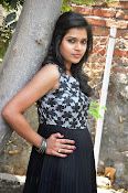 Model Bhargavi Photos at Pochampally Ikat art mela launch-thumbnail-15