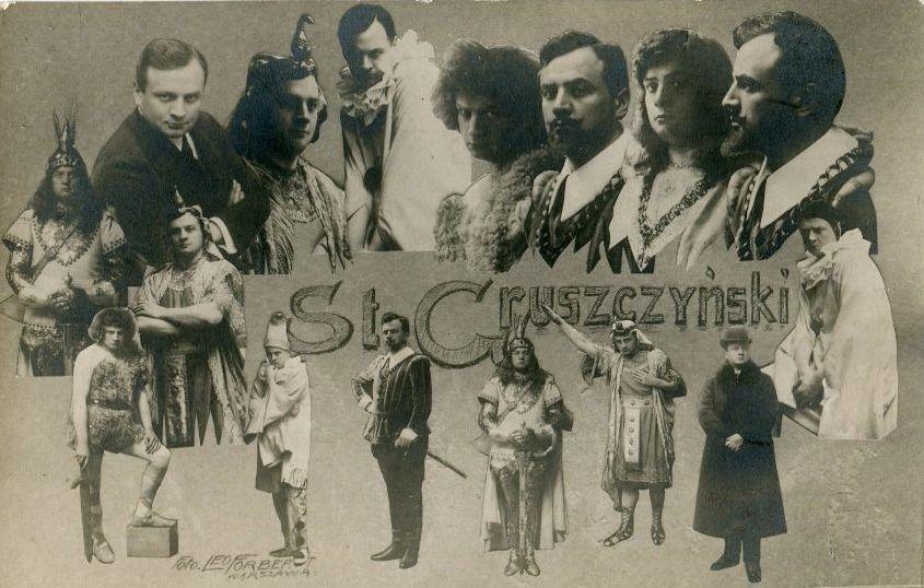 POLISH TENORS: STANISŁAW GRUSZCZYŃSKI / IGNACY DYGAS (1891-1959) CD